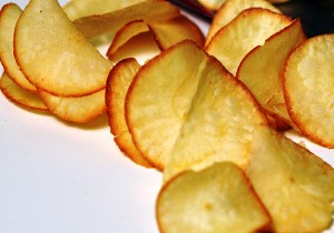 cassava-chips