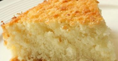 griesmeel cake