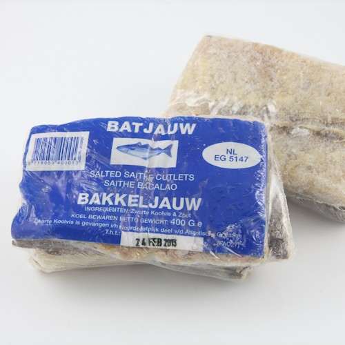 bakkeljauw