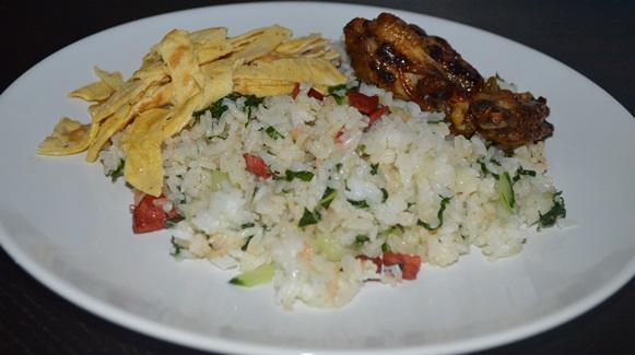 witte rijst recepten